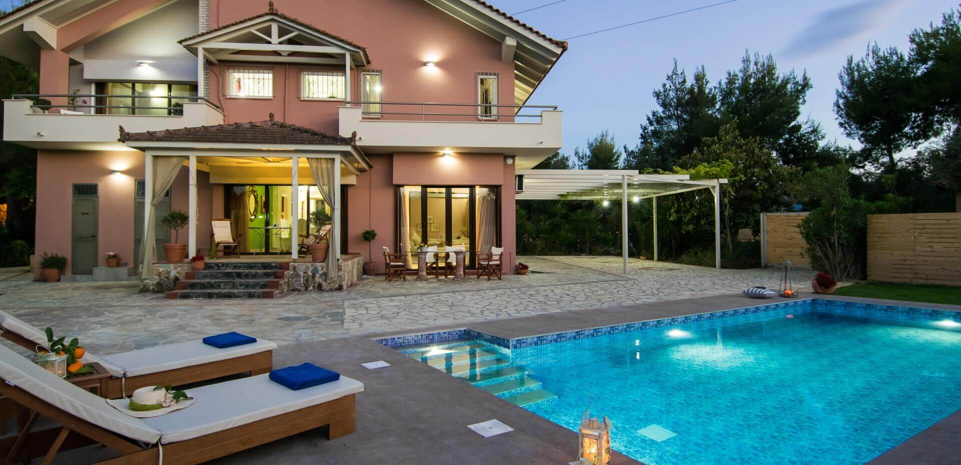 Zakynthos Private Pool villas